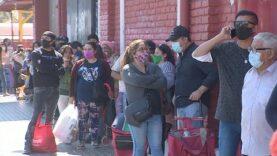 Comenzó el rebrote de COVID-19 en Chile