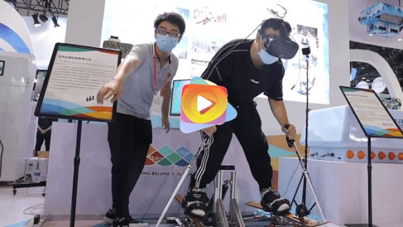 Feria CIFTIS 2020: Alta tecnología en deportes de invierno en exhibición