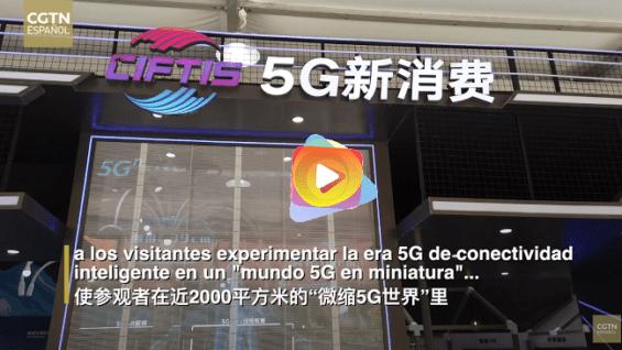 Feria Tecnológica en CIFTIS 2020: Entramos en un mundo 5G en miniatura