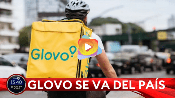 Glovo vendió su participación en Latinoamerica y dejará de operar en Argentina