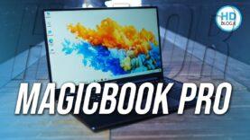 Honor MAGICBOOK PRO con AMD RYZEN 5 4600H (45W) a 899 euro