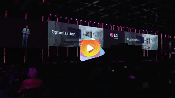LG en IFA 2020 – Transmisión en vivo de la conferencia de prensa de LG