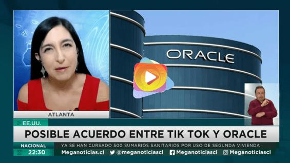 TikTok seguiría operando en EE.UU. tras posible acuerdo con Oracle