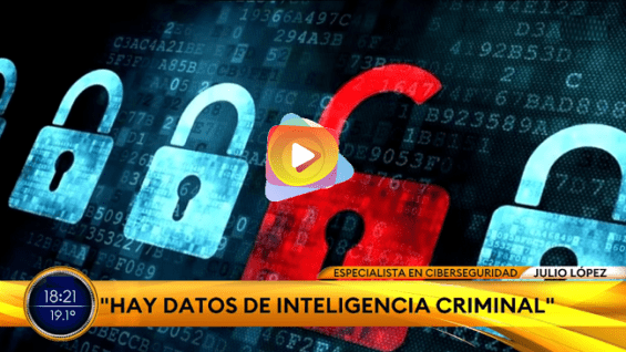 Los hackers robaron datos de Migraciones de Argentina