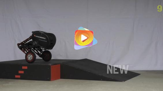 Tráiler oficial del robot Ascento 2