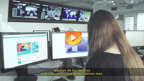 Resumen de noticias sobre ciberseguridad