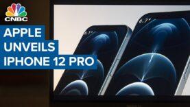 Apple presenta el iPhone 12 Pro con la pantalla más grande de la historia