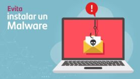 Evita instalar un Malware