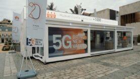 Huawei muestra en España el potencial del 5G y sus aplicaciones