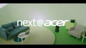 Lo más destacado de la conferencia de prensa en NextAtAcer