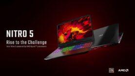 Portátil para juegos Nitro 5 AMD 2020 – Acer