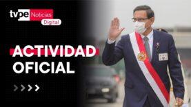 Presidente Peruano participa en la presentación del Diseño de la Política Nacional de Transformación Digital