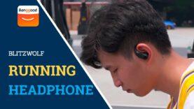 Auriculares deportivos abiertos inalámbricos – Bluetooth 5 0
