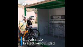Estaciones para recargar bicicleta eléctrica en Alemania