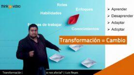 Transformación digital: ¿Qué es y cómo nos afecta?