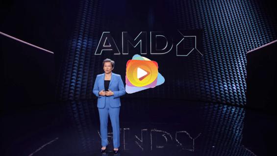 AMD en CES 2021