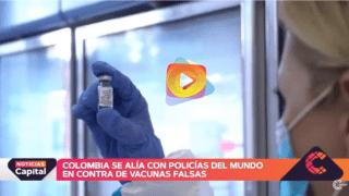 contrabando vacunas