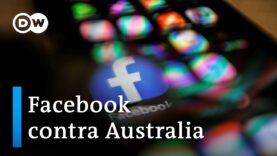 Facebook bloquea a la prensa australiana