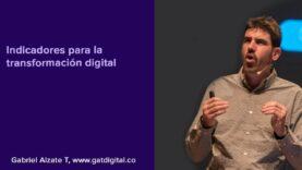 Indicadores (KPI) para la transformación digital