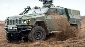 Los mejores Vehículos Blindados Militares más Sorprendentes del Mundo.