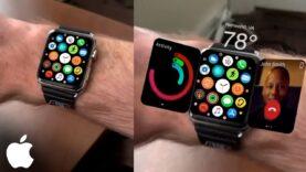 ¡¿Apple Watch X ?! – Apple AR 2021