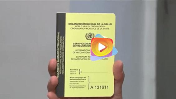 Así será el pasaporte Covid: informará sobre vacunas, anticuerpos y test