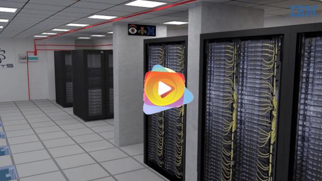 Centro de datos CénitS CPD – Sitio e instalaciones de IBM