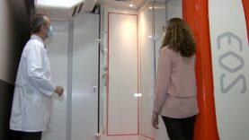 Llega a España el primer escáner con menor radiación que una radiografía convencional