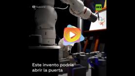robot cuadro