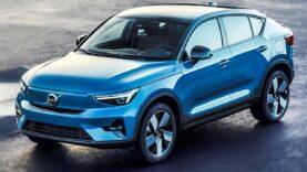 Volvo C40 Recharge 2022, el nuevo auto electrico