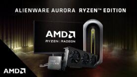 Alienware Aurora Ryzen Edition 2021 – Jugar. Crear. Ganar.