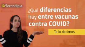 ¿Cuáles son las diferencias entre las principales vacunas contra COVID-19?