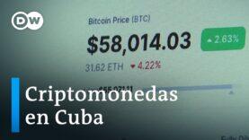 Cuba descubre las criptomonedas como divisa alternativa