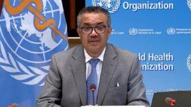 Cuidado: La OMS advirtió que la pandemia sigue intensificándose en todo el mundo