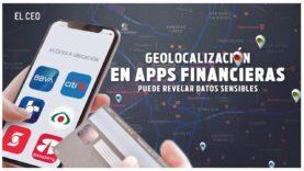 Geolocalización bancaria, ¿medida invasiva?