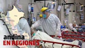 Noticias Perú: Iniciaron la vacunación a los bomberos voluntarios en el interior del Pais por Covid19, ademas Cusco reportan 28 fallecidos en 24 horas por covid19