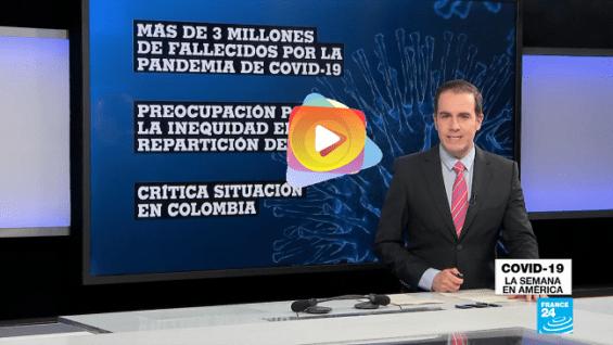 El mundo ya supera los 3 millones de fallecidos por Covid-19