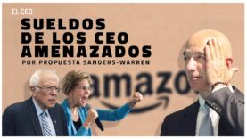 Sueldos de los CEO, amenazados