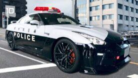 Carros de Policía más Rápidos del Mundo