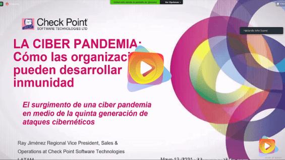 Ante la Ciber pandemia las organizaciones puedes desarrollar inmunidad