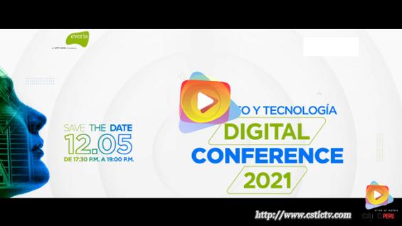 """Digital Conference """"Talento y Tecnología"""" – everis Perú"""