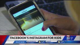Facebook lanzará Instagram para niños