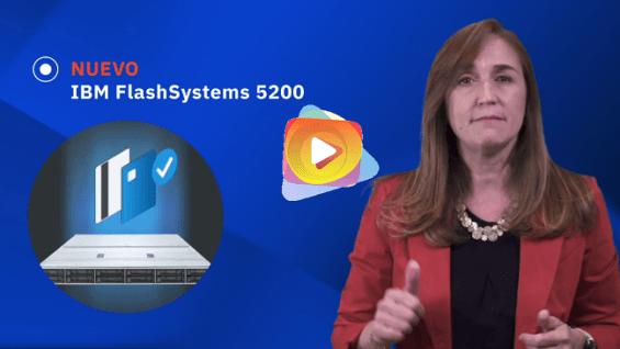 Familia de Almacenamiento IBM FlashSystem