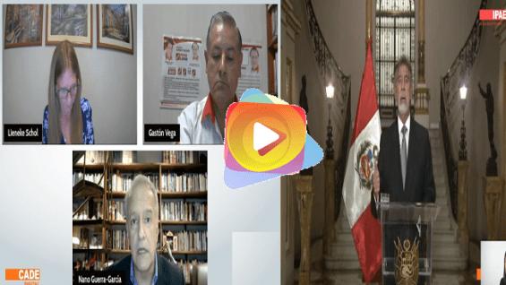 Propuesta de Fuerza Popular y Perú Libre respecto a la Transformación digital en Perú – CADE DIGITAL 2021