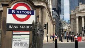 "Reino Unido evalúa crear su propia criptomoneda ""Britcoin"""