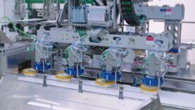 Terminales para robots de producción fabricados en impresoras 3D industriales