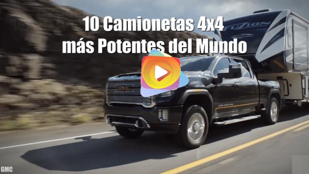 vehiculos 4×4