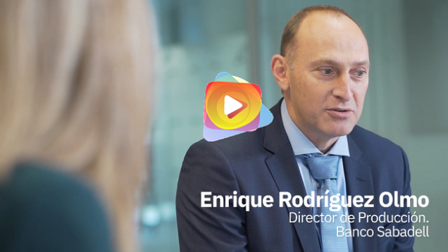 Banco Sabadell – Caso de éxito en la transformación digital – IBM