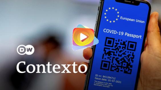 """Viajar con el """"pasaporte COVID"""" en todo Europa"""