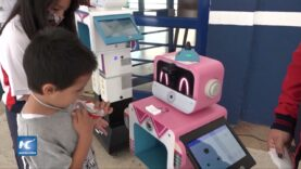 Robot chino ayudará a estudiantes mexicanos en su regreso a clases